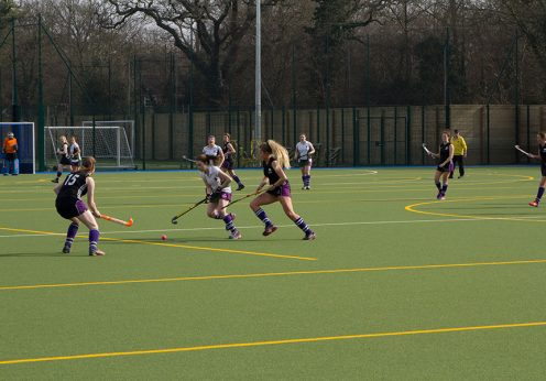 3G hockey pitch